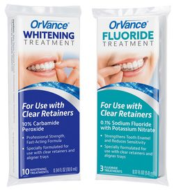 New Whitening, Fluoride Products Will Leverage Clear Retainers, Aligner Trays As Delivery Methods