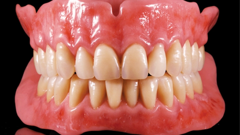 How to use multifunctional teeth to create new dentures