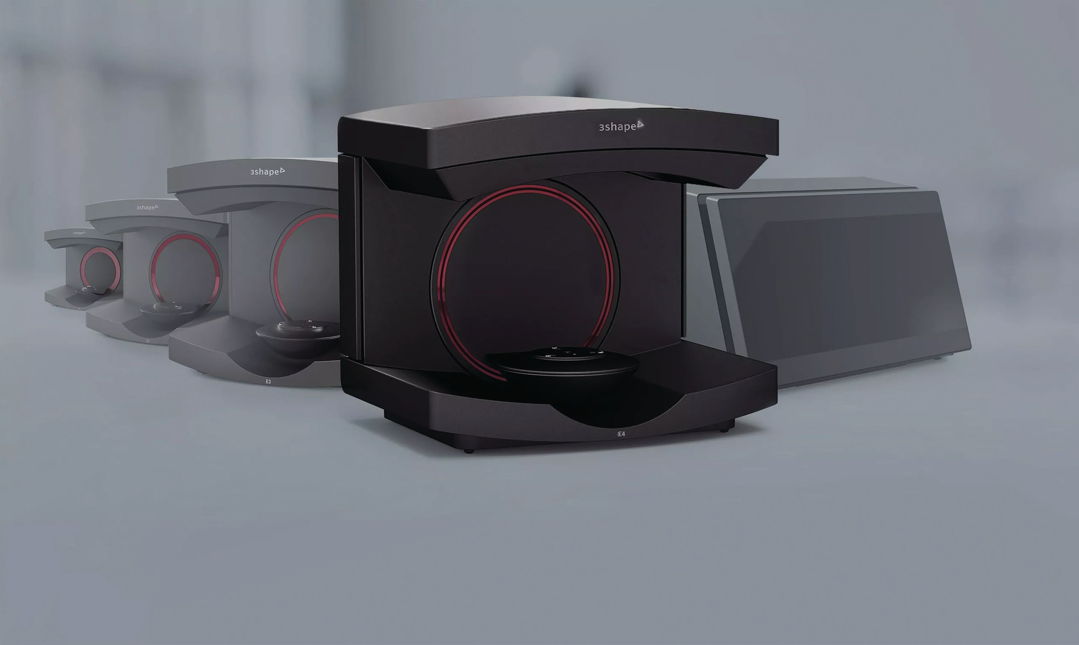 3Shape Red Series Scanners