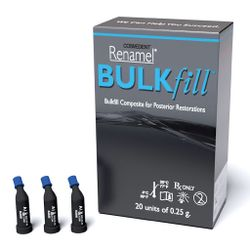 Cosmedent Expands Composite Line With the Addition of Renamel BULKfill