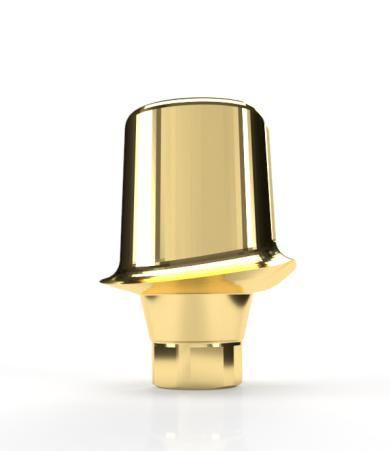 Gold Abutments