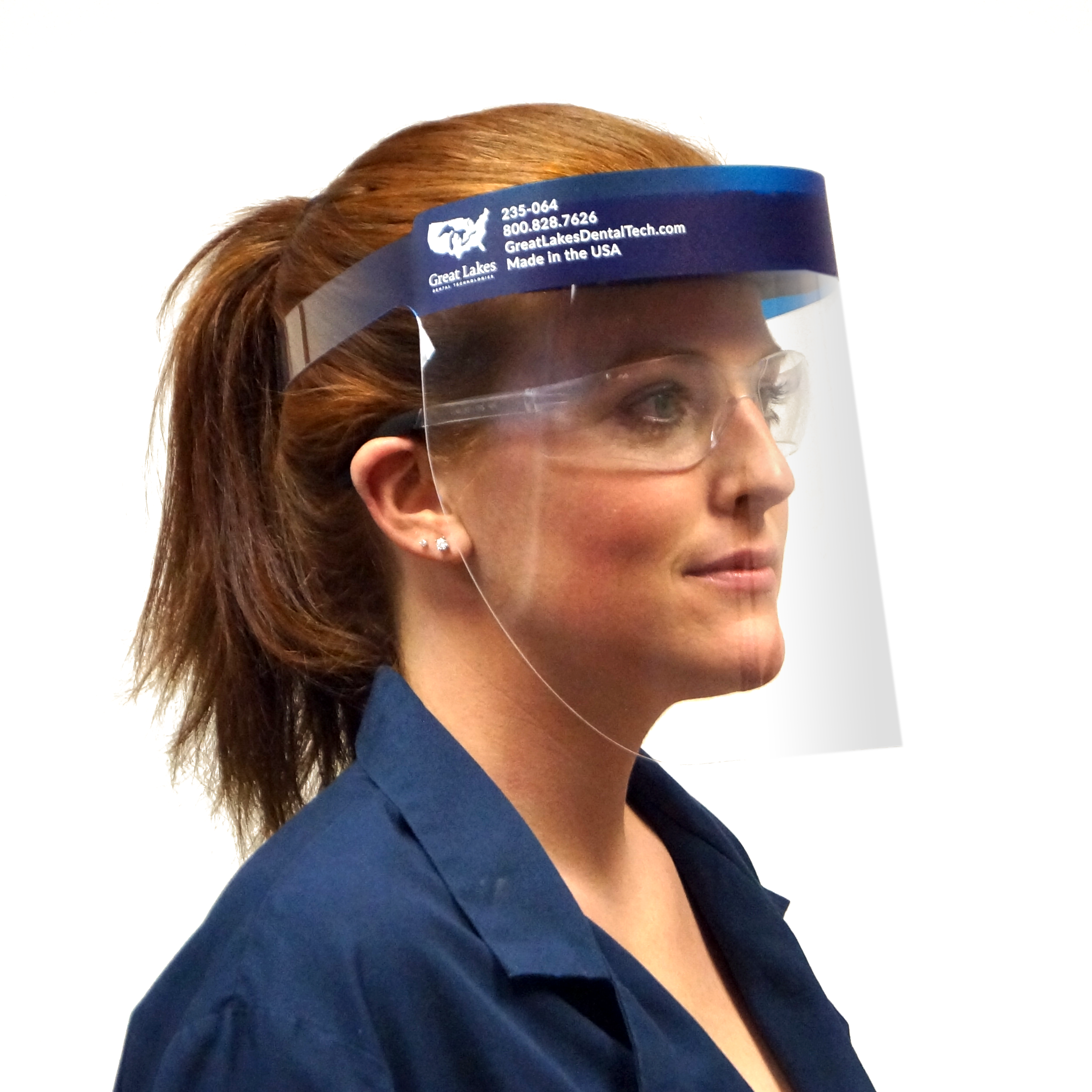 Great Lakes FACE SHIELDS
