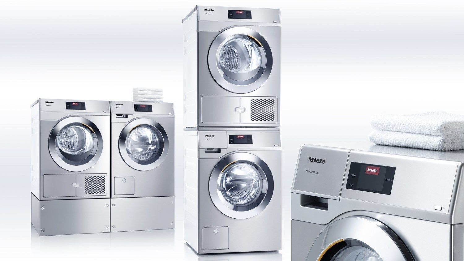 Miele Has Released New Disinfecting Washer Dryer Units Dental Products Report