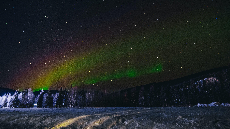 10. Fairbanks, Alaska