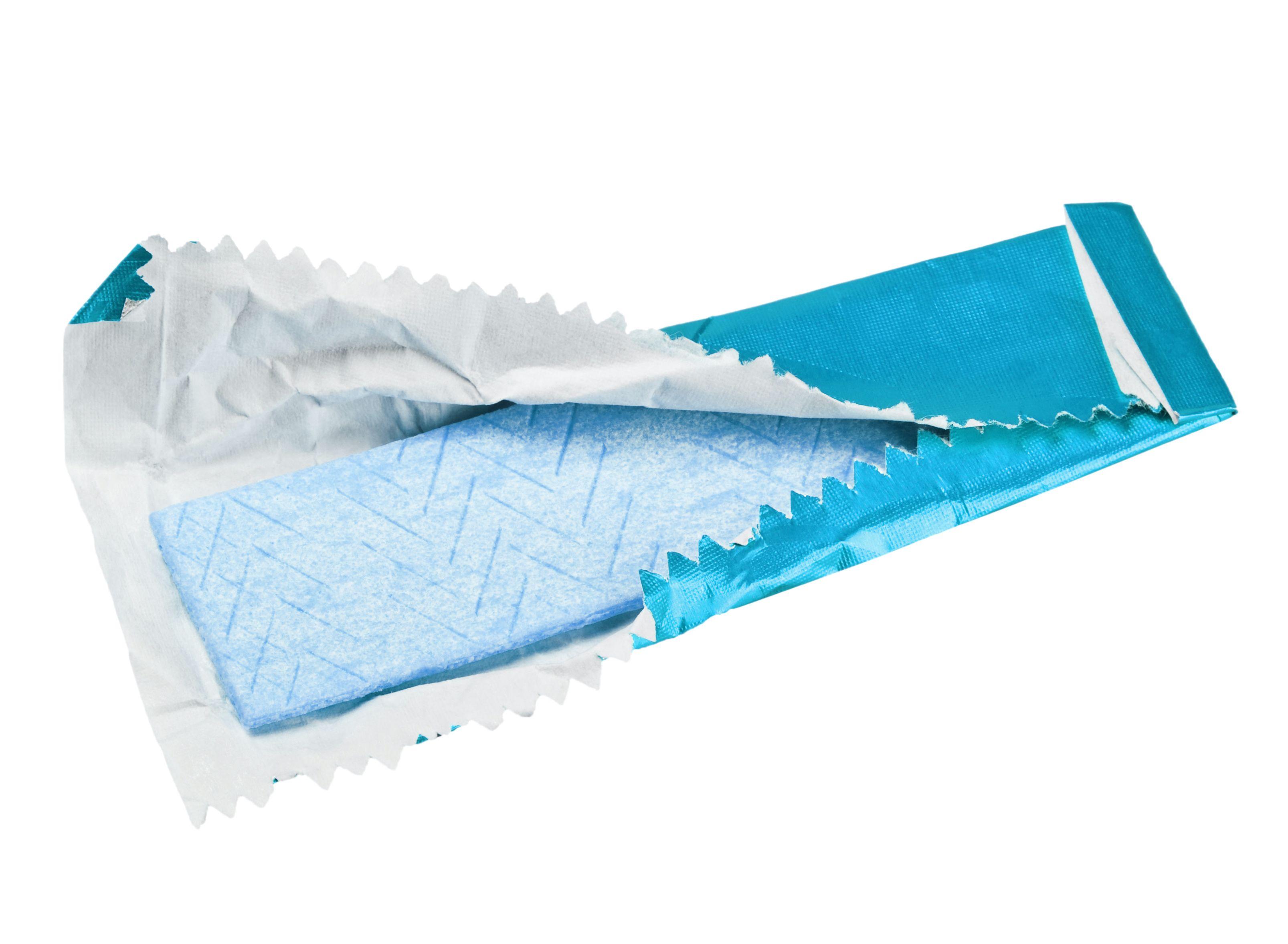 Choose sugarless gum