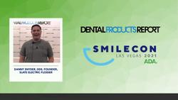 ADA SmileCon 2021 - Interview with Slate Electric Flosser Creator Danny Snyder, DMD
