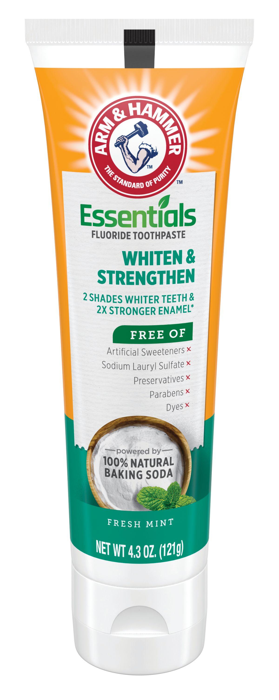 Essentials Fluoride Toothpaste