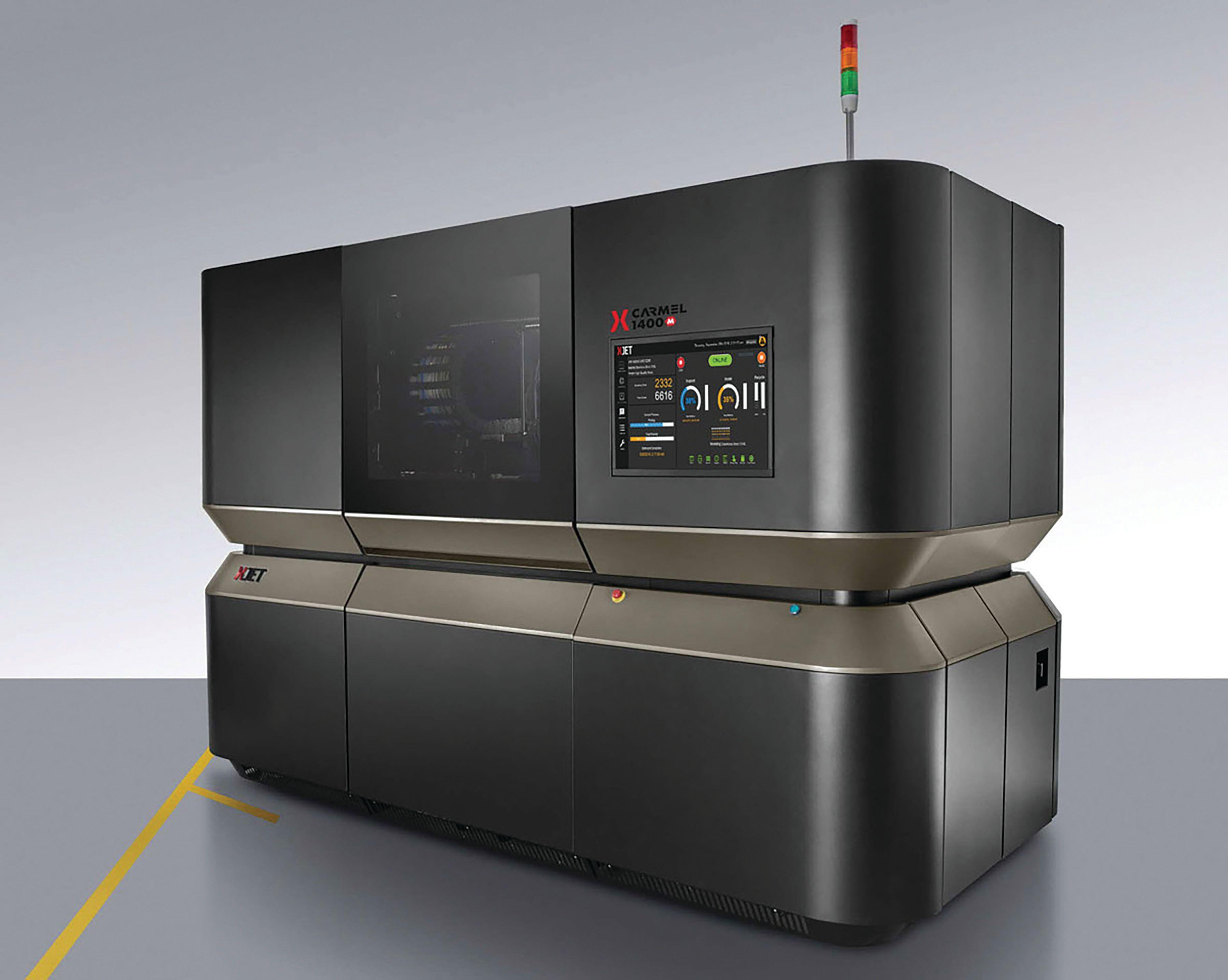 XJet, Straumann Partner to Advance AM Technology