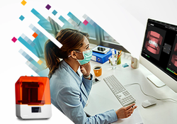 Carestream Validates Formlabs Form 3B 3D Printer for Use with CS Model+ Software