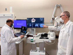 NYU Dentistry Using Yomi Robotic Device for Dental Implant Surgeries