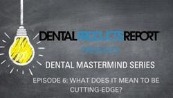 Mastermind - Episode 6 - What Does it Mean to be Cutting-Edge?