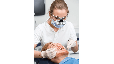 The right dental loupes should have you seeing and feeling great
