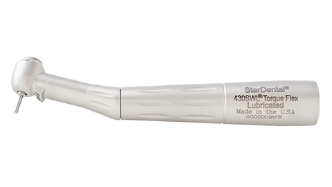 Combining power and convenience in a handpiece