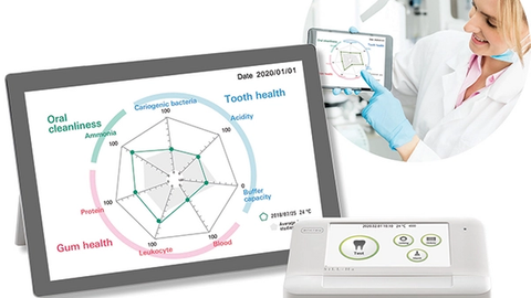 A breakthrough approach to salivary screening for dentists