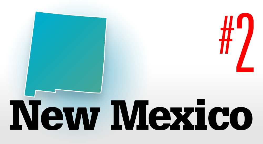 Number 2 New Mexico