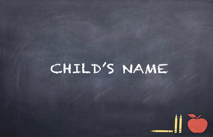 Sending Prescription Medications to a School –Child's Name
