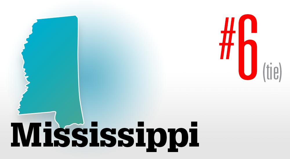 Number 6 Mississippi