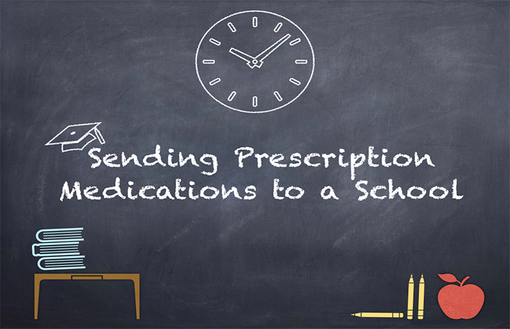 Sending Prescription Medications to a School –Intro