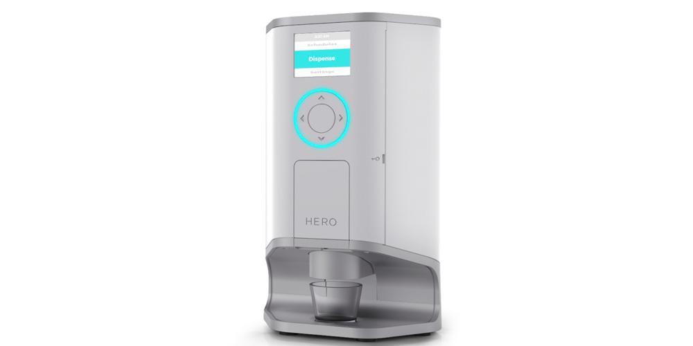 Hero Dispenser