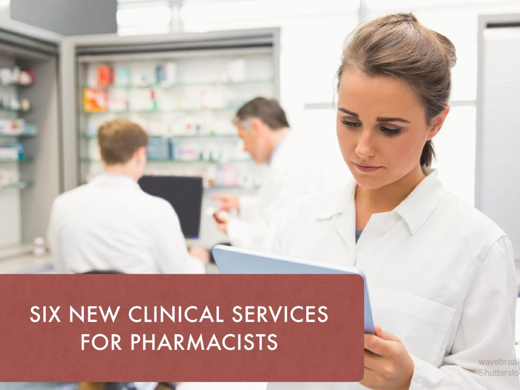 pharmacists working
