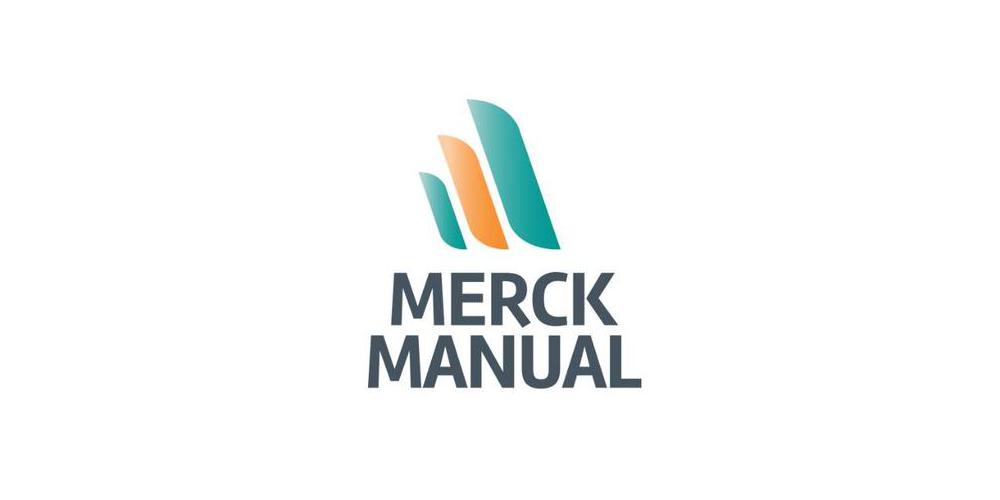 Merck Manual Professional logo
