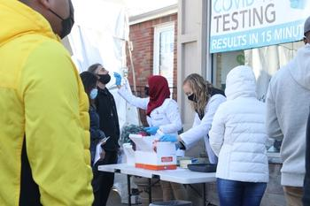 Fauci Address Pharmacists at ASHP Midyear