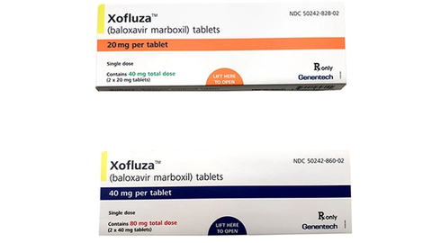 Xofluza for Acute Uncomplicated Influenza