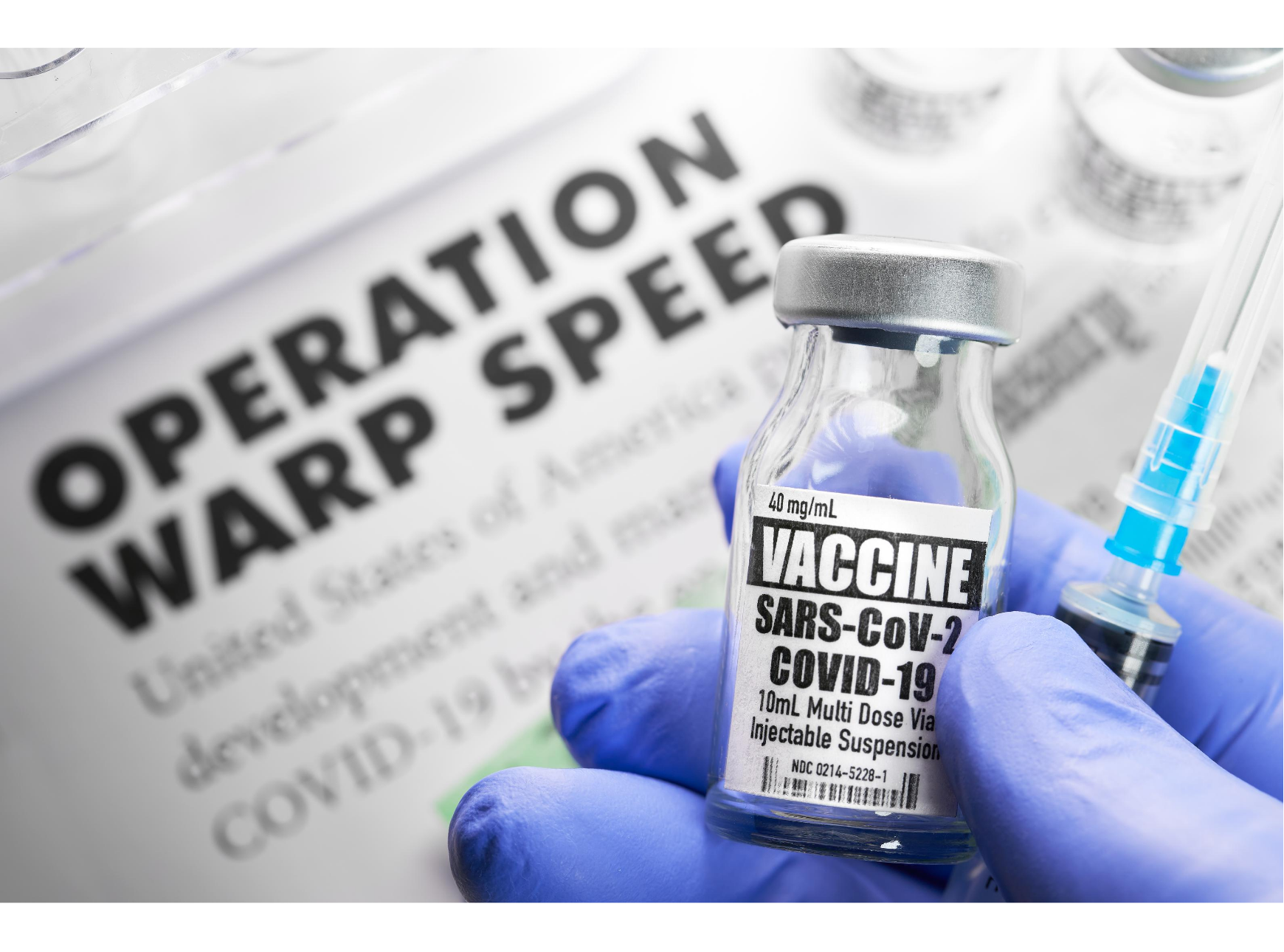 Operation Warp Speed On Track for COVID-19 Vaccine Distribution by January  2021, Officials Say