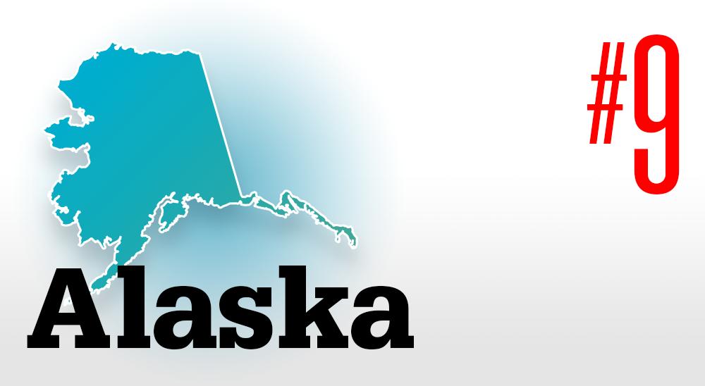 Number 9 Alaska