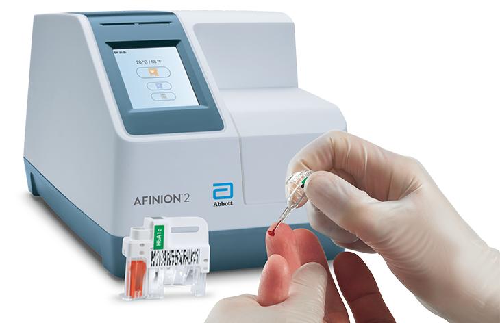 Afinion-HbA1c Dx product image