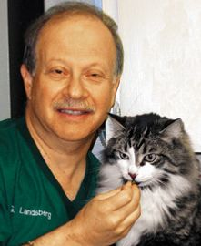 Gary Landsberg DVM, DACVB, DECAWBM (companion animals)