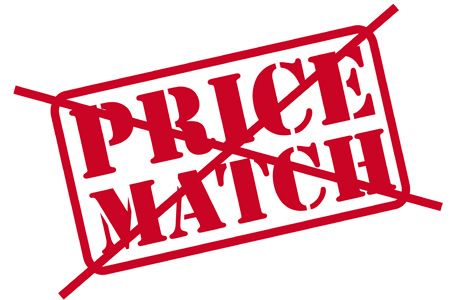Price Matching We Re Better Than That