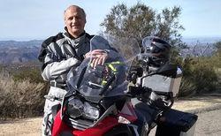 Born to ride: Veterinary behaviorist John Ciribassi launches a motorcycle tour company