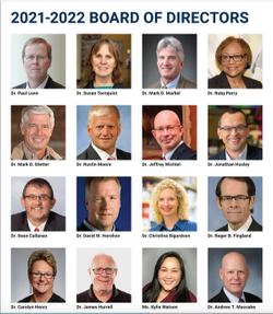 AAVMC announces 2021-2022 board of directors