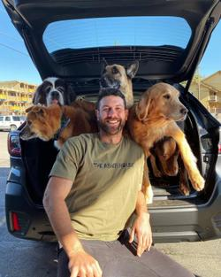 Antinol partners with dog rescue advocate Lee Asher