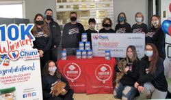Clipper Distributing awards $50,000 to 5 US animal shelters