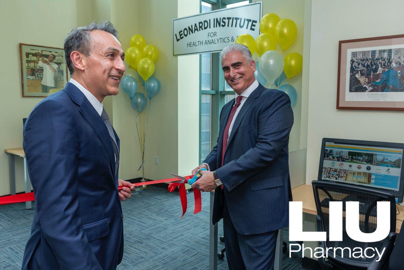 LIU Pharmacy and Agilum Partner to Advance Evidence-Based Care