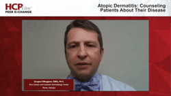 Atopic Dermatitis: Counseling Patients About Their Disease