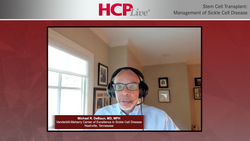 Stem Cell Transplant: Management of Sickle Cell Disease