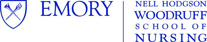 Emory University- Nell Hodgson Woodruff School of Nursing logo