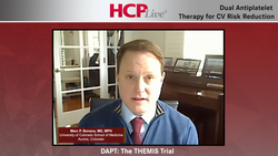 Dual Antiplatelet Therapy for CV Risk Reduction