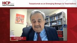 Tezepelumab as an Emerging Biologic to Treat Asthma