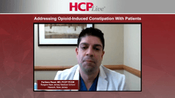 Addressing Opioid-Induced Constipation With Patients