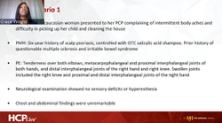 Case Study 1: Psoriatic Arthritis Patient Case Overview and Therapeutic Goals