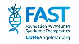FAST: Foundation for Angelman Syndrome Therapeutics logo