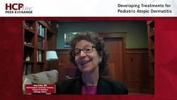 Developing Treatments for Pediatric Atopic Dermatitis