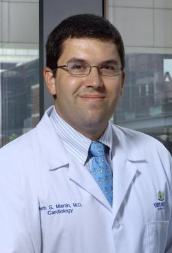 """Seth Martin, MD: Cardiologists Should """"Think Big"""" About New Technologies"""