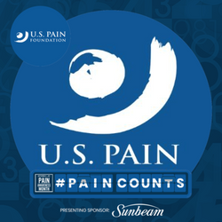 The US Pain Foundation Sets September Initiative for Awareness with #PainCounts