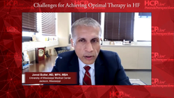 Challenges for Achieving Optimal Therapy in HF