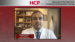 Reducing CV Risk With Dual Antiplatelet/Anticoagulation Therapy